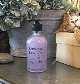 Hand Soap 8oz- Lemon & Lavender