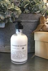 Simplified Soap Lotion 8oz - Lemon & Lavender