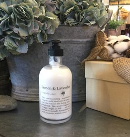 Lotion 8oz - Lemon & Lavender