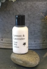 Lotion 2oz - Lemon & Lavender