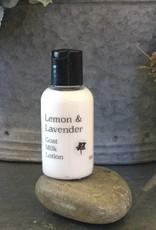 Simplified Soap Lotion 2oz - Lemon & Lavender