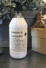 Lotion 16oz - Lemon & Lavender