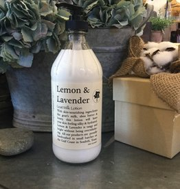Lotion 16oz - Lemon & Lavender