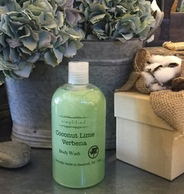 Body Wash - Coconut Lime Verbena