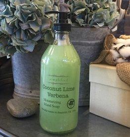 Hand Soap 16oz - Coconut Lime Verbena