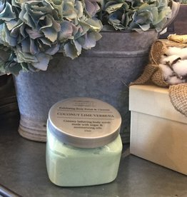 Simplified Soap 15 oz Body Polish - Coconut Lime Verbena