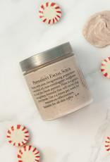Simplified Soap Peppermint Facial Scrub