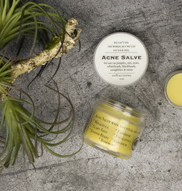 Simplified Soap Acne Skin Salve