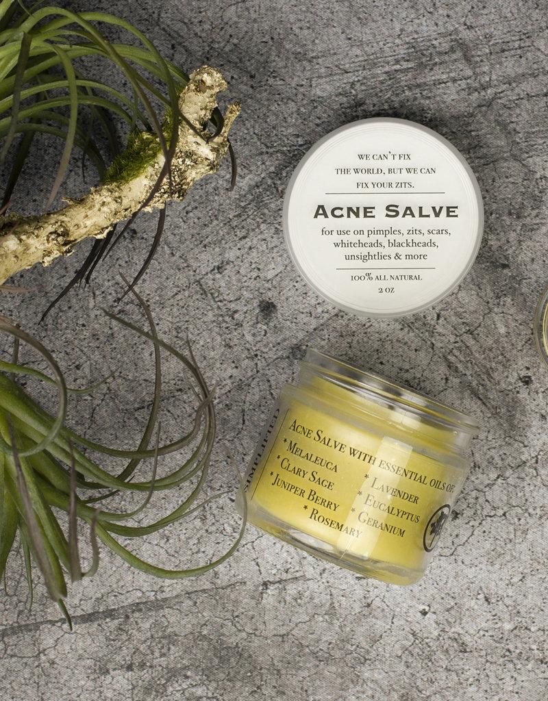 Simplified Soap Acne Skin Salve