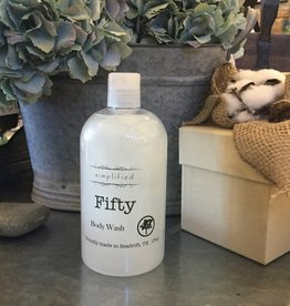 Simplified Soap Body Wash - Fifty