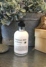 Simplified Soap Lotion 8oz - Oatmeal, Milk, & Honey