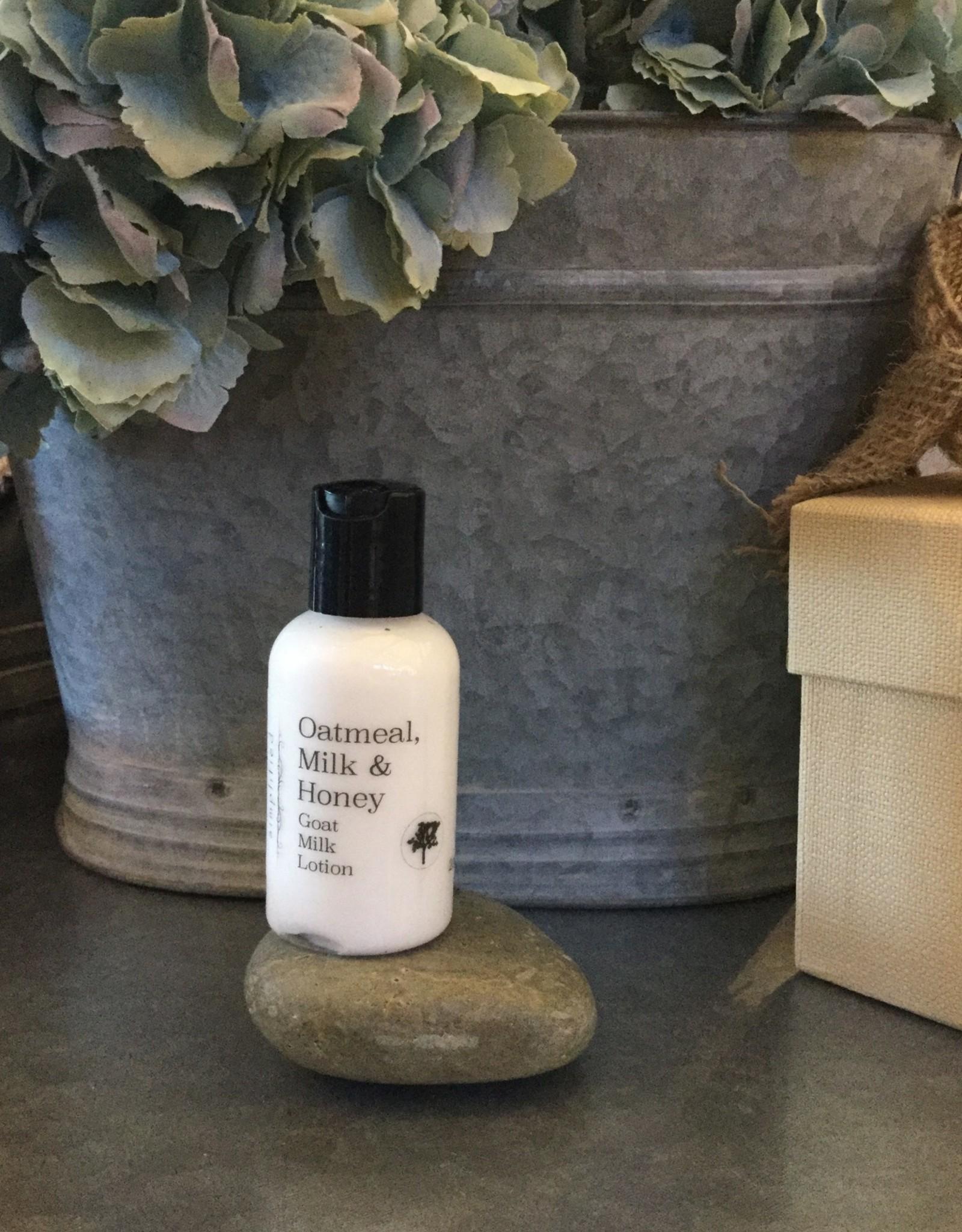 Simplified Soap Lotion 2oz - Oatmeal, Milk & Honey