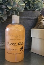 Simplified Soap Body Wash - Batch No5