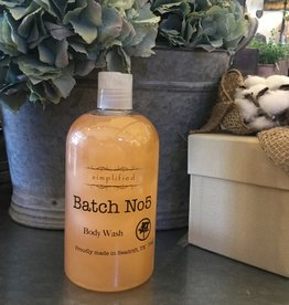 Simplified Soap Body Wash - Batch No5