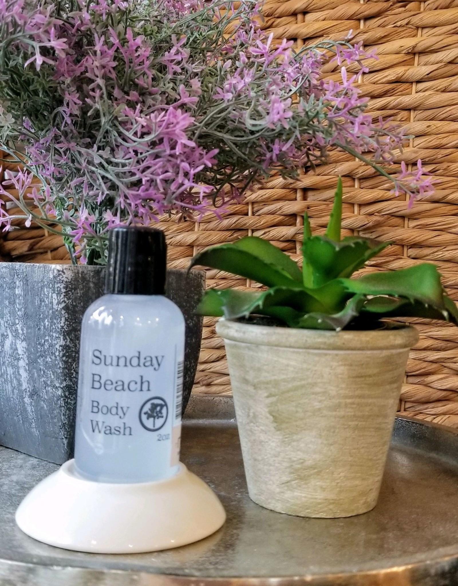 Body Wash 2oz - Sunday Beach