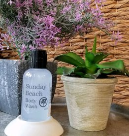 Simplified Soap 2oz Body Wash - Sunday Beach