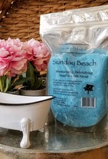 Bath Salt Bag -Sunday Beach