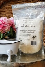 Bath Salt Bag - White Tea