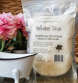 Bath Salt Bag - White Tea
