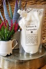 Simplified Soap Lotion Refill - Lemon & Lavender