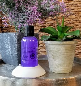 2oz Body Wash - Lemon & Lavender