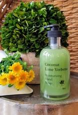 Hand Soap 8oz - Coconut Lime Verbena