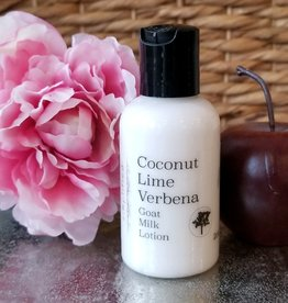 Simplified Soap Lotion 2oz - Coconut Lime Verbena