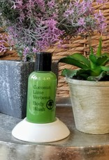 Simplified Soap 2oz Body Wash - Coconut Lime Verbena