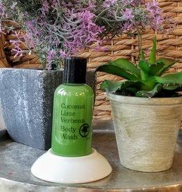 2oz Body Wash - Coconut Lime Verbena