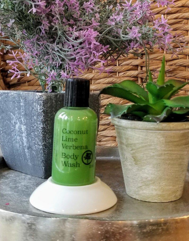 Simplified Soap 2oz Body Wash - Coconut Lime Verbena