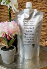 Simplified Soap Hand Soap Refill - Coconut Lime Verbena