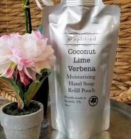 Hand Soap Refill - Coconut Lime Verbena