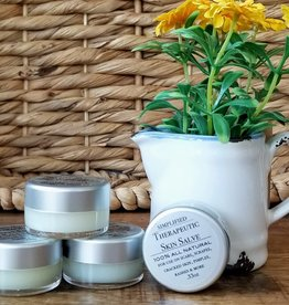 Therapeutic Skin Salve - .3oz Purse Size