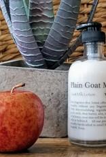 Lotion 8oz  - Plain Goat Milk