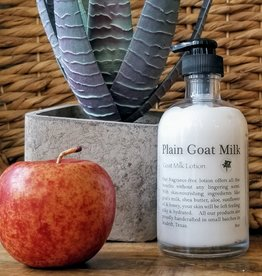 Lotion 8oz  - Plain Goat Milk