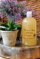 Body Wash - Oatmeal, Milk, & Honey