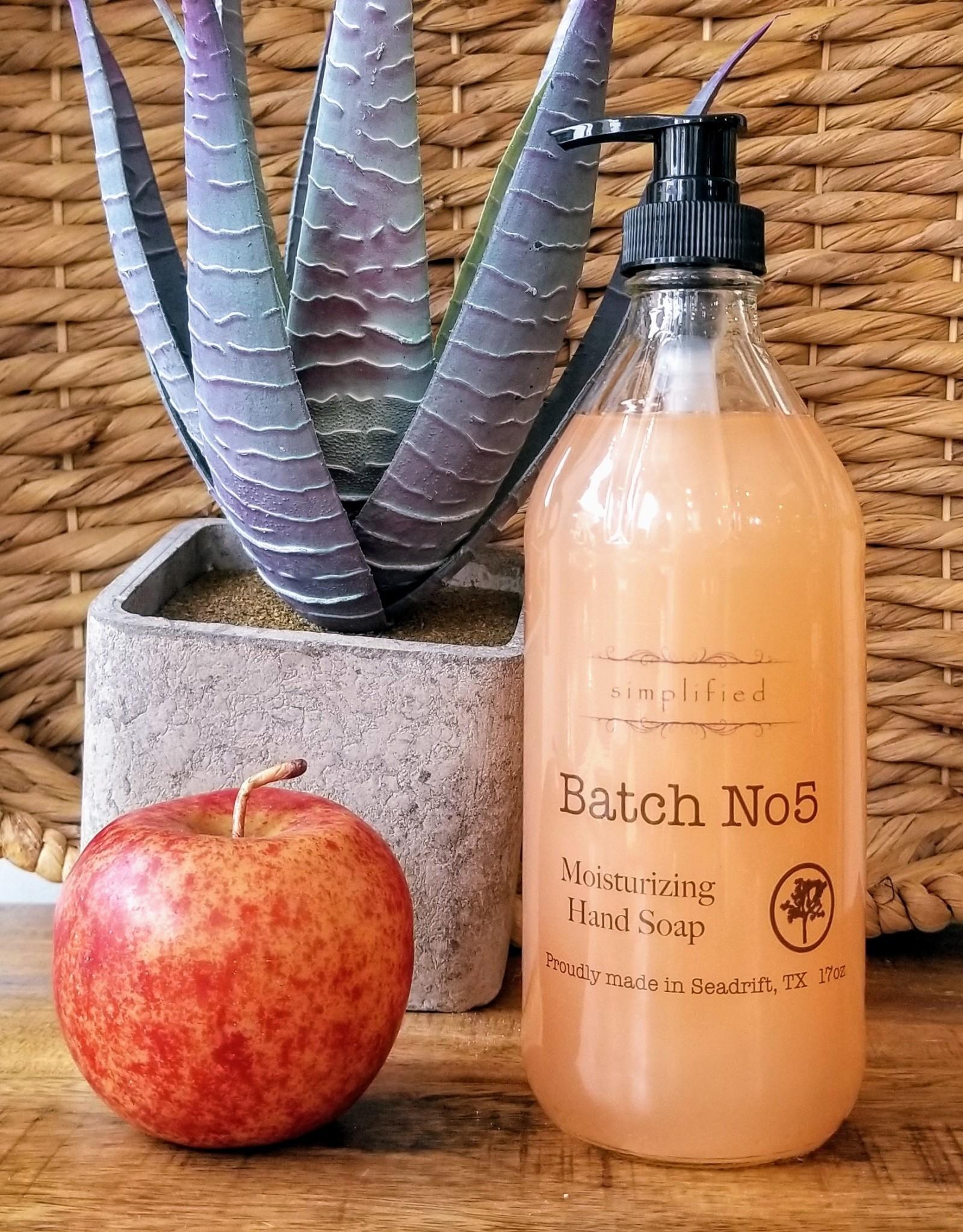 Hand Soap 16oz - Batch No5