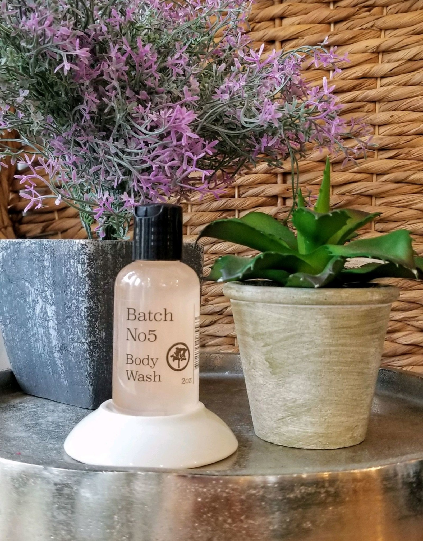 Simplified Soap 2oz Body Wash - Batch No5