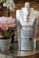 Simplified Soap Hand Soap Refill - Batch No5