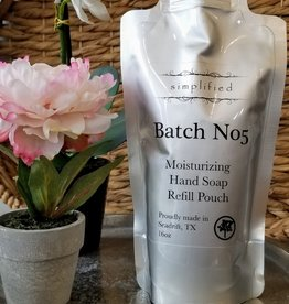 Hand Soap Refill - Batch No5
