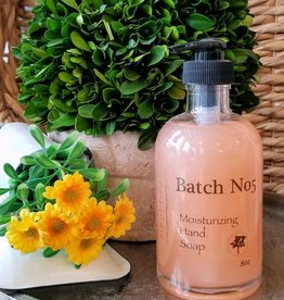 Hand Soap 8oz - Batch No5