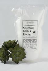Lotion Refill - Oatmeal, Milk & Honey