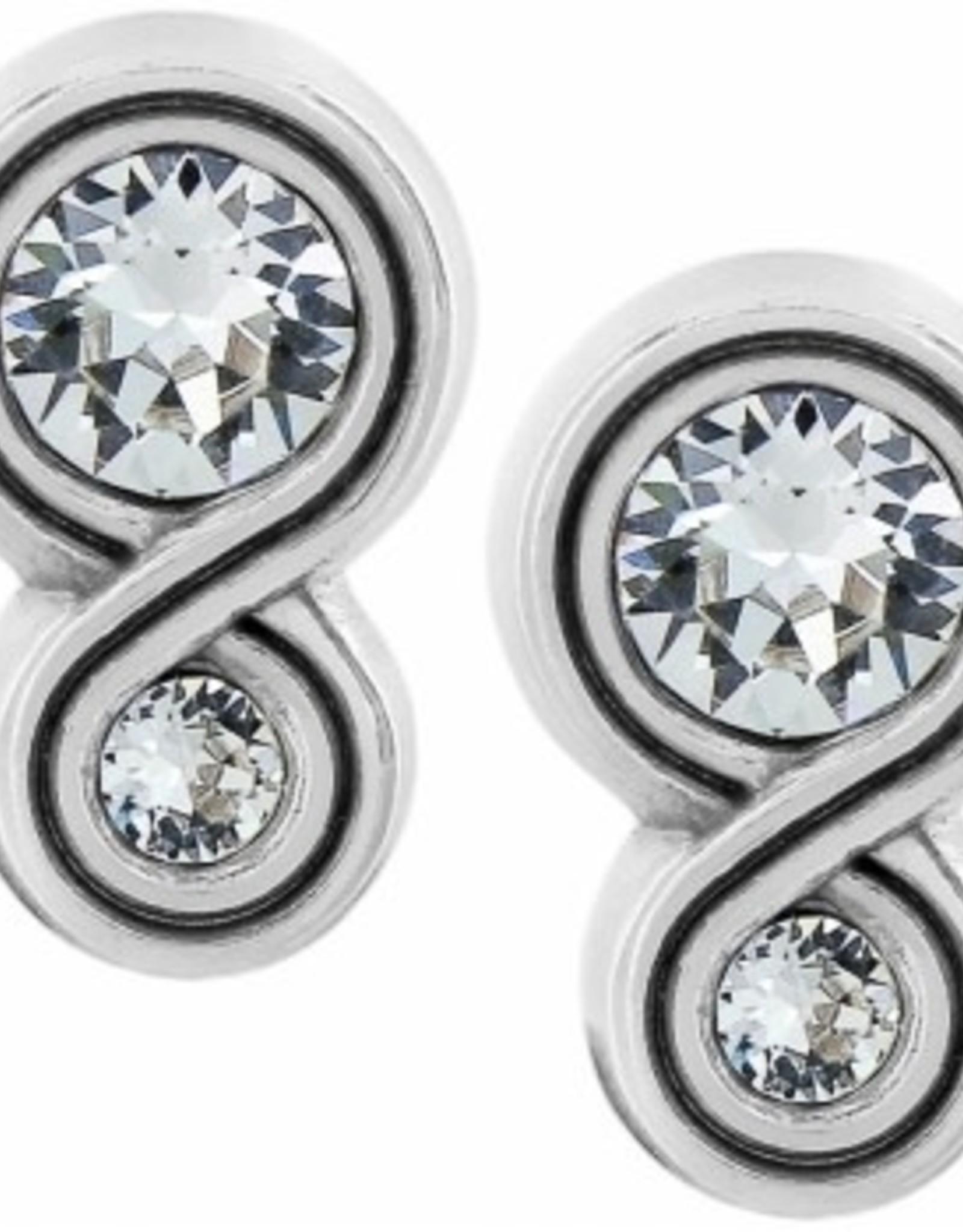 Brighton Infinity Sparkle Earrings