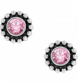 Brighton Twinkle Rose Earrings