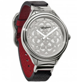 Brighton Ferrara Reversible Leather Watch