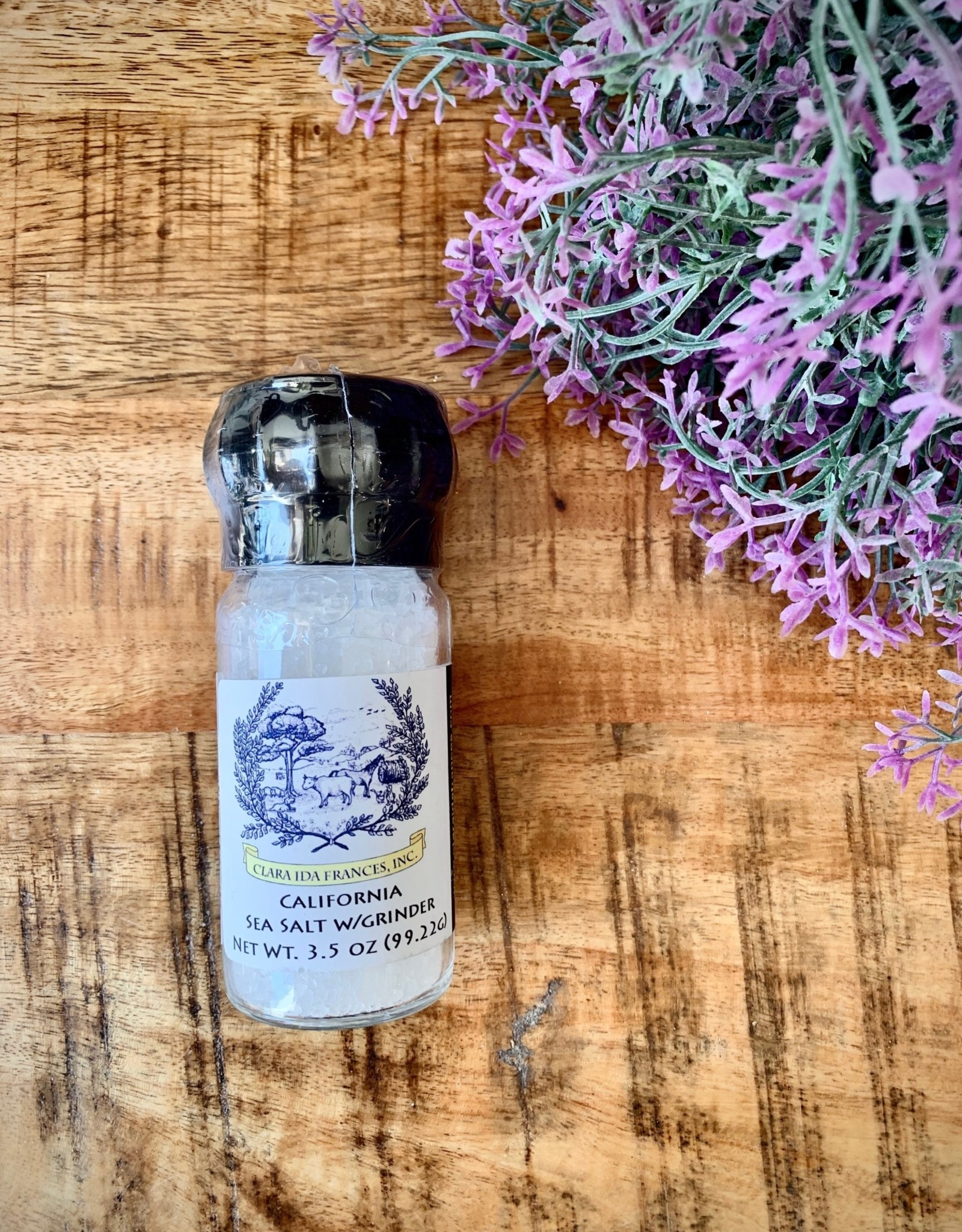 California Sea Salt Grinder