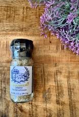 Jalapeno Sea Salt in Grinder