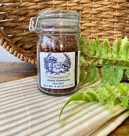 Alaea Hawaiian Sea Salt Jar