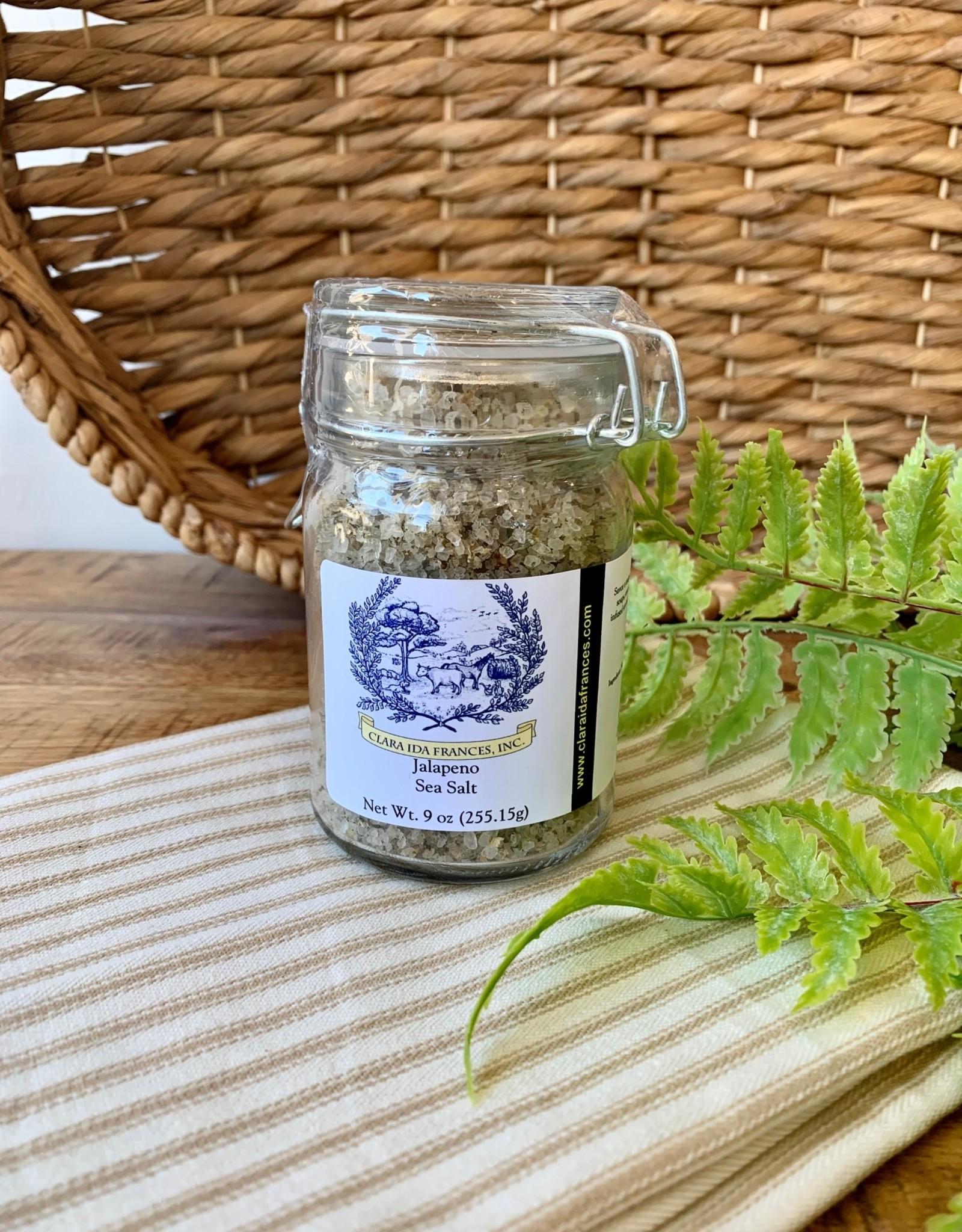 Jalapeno Sea Salt Jar