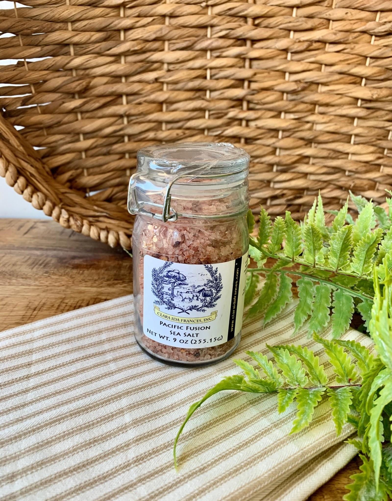 Pacific Fusion Sea Salt Jar